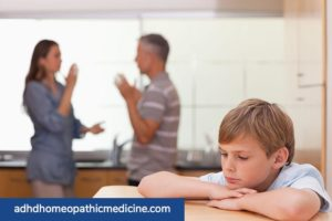 Child with Attention Deficit Disorder