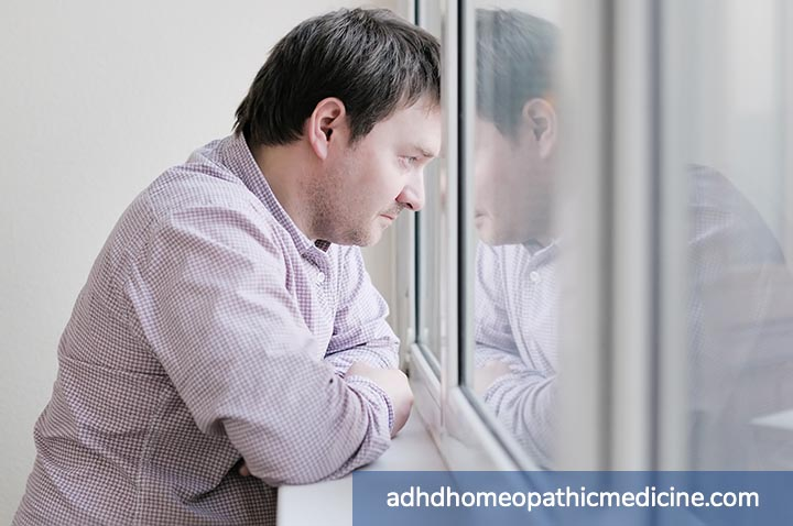 Symptoms of ADHD in adults